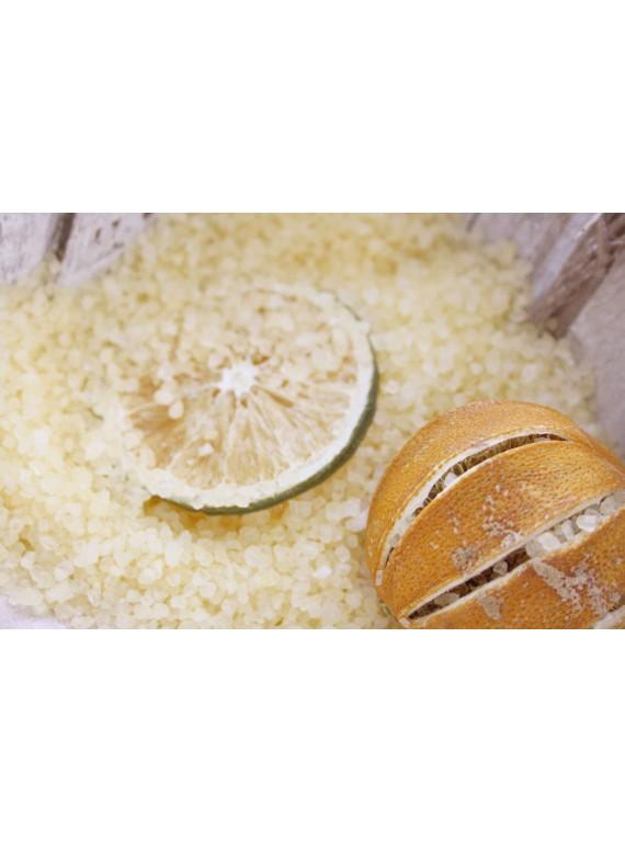 """Соль для ванны """"Апельсин - Иланг"""""""